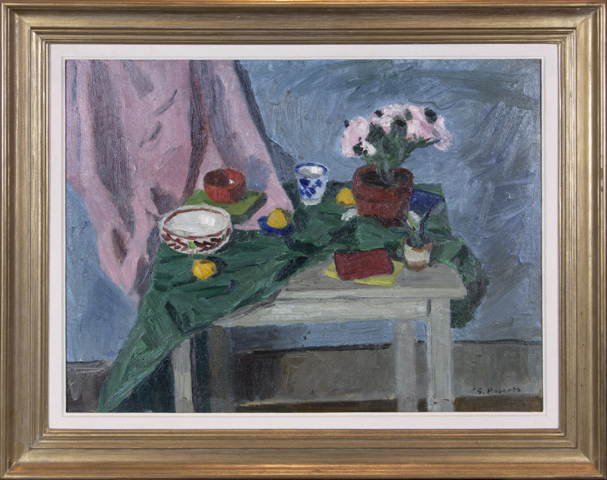 Still Life and Table