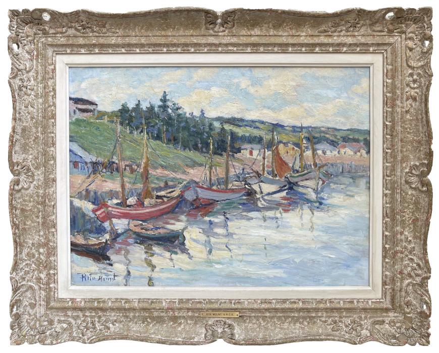 Anse-à-Beaufils, Gaspé