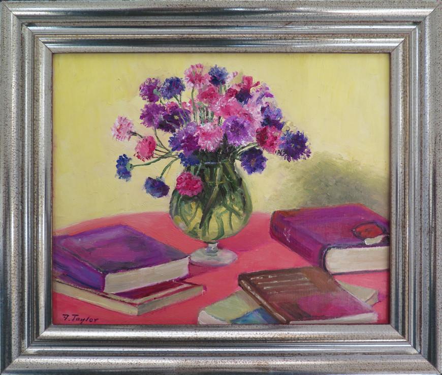 Cornflowers & Books