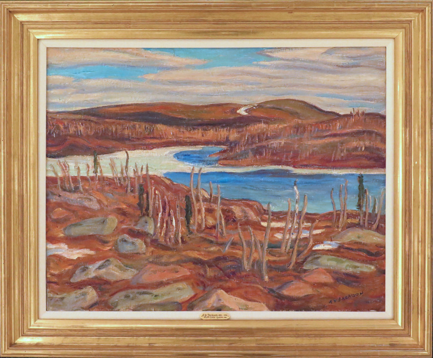 Ruth Lake, Schefferville, Quebec - Ruth Lake, Schefferville, Québec