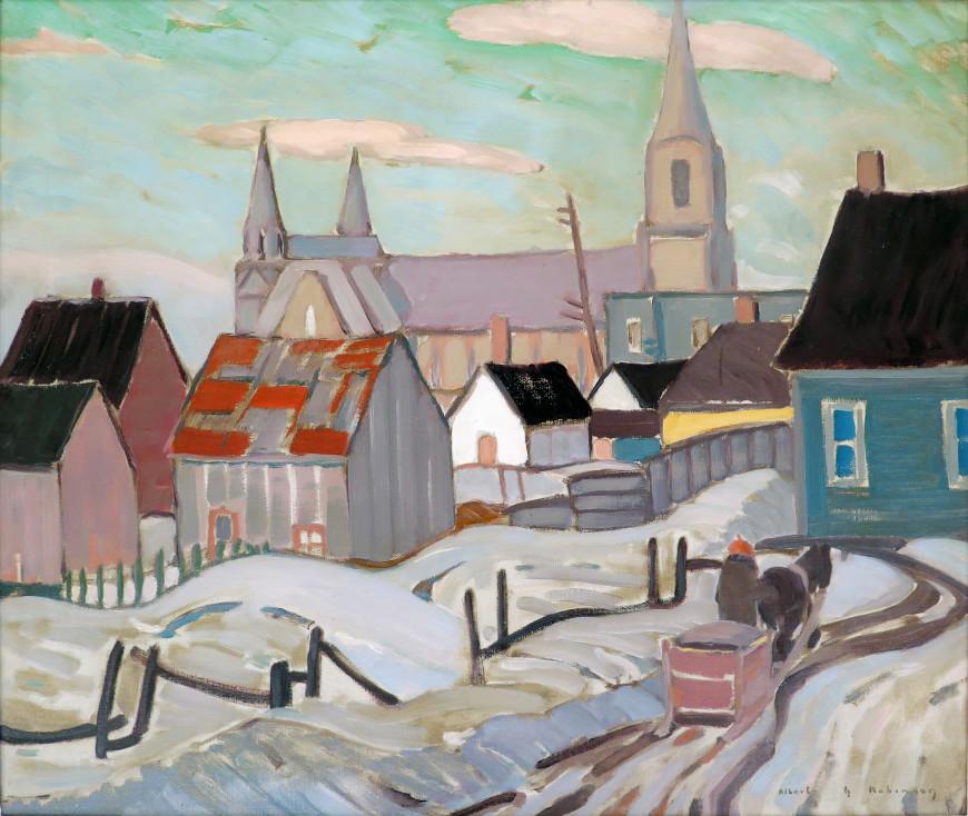 Quebec Village (Charny)