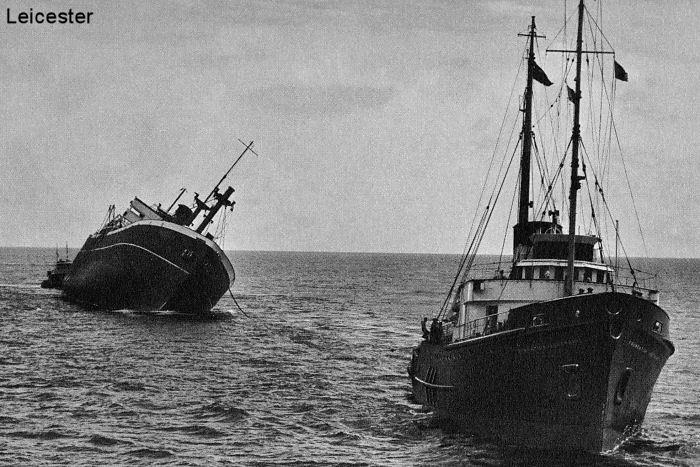 Salvage Vessel Foundation Josephine