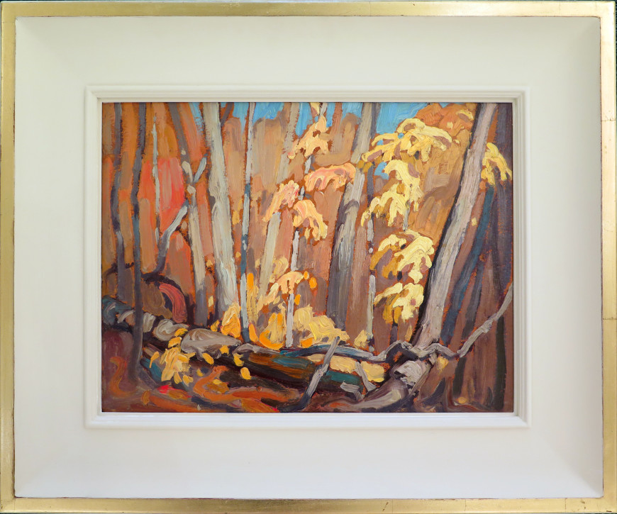Autumn Woodland (Algoma)