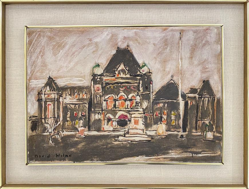 Parliament Buildings at Queen's Park