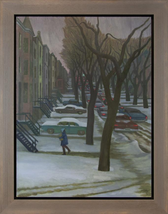 Grosvenor Hill, Montreal