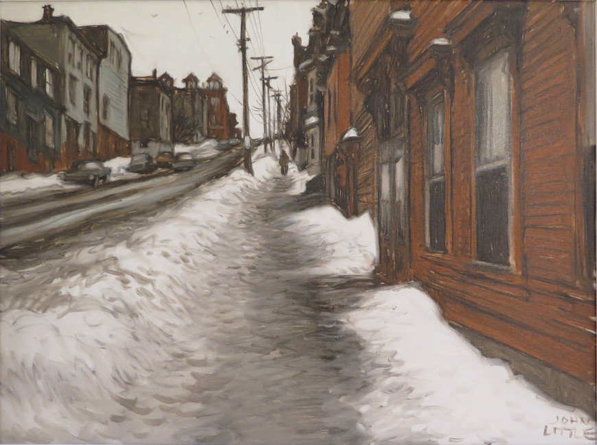 Wentworth Street St. John New Brunswick