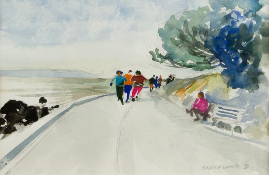 Joggers, Stanley Park (3)