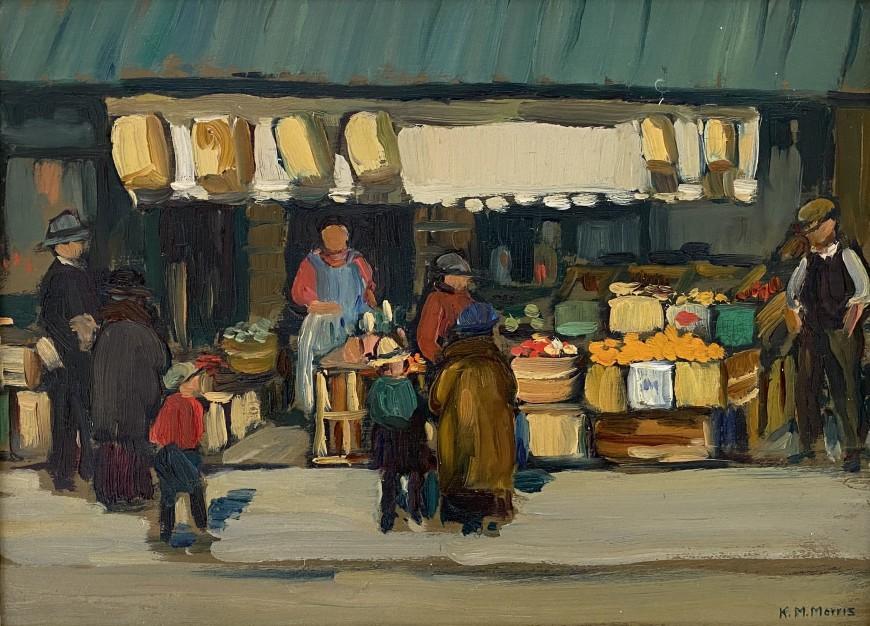 Fruit Shop, By-Ward Market, Ottawa