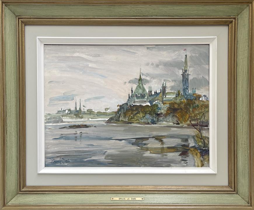 View from Victoria Island, Ottawa