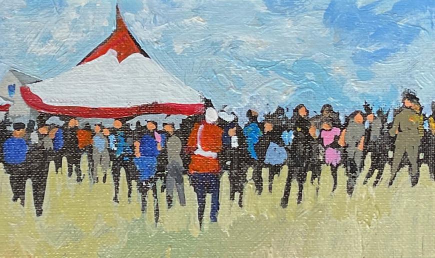 The Celebration (Princess Patricia's Canadian Light Infantry)