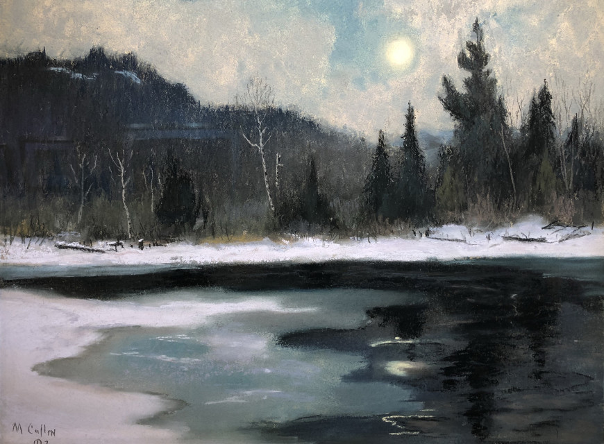 Early Spring on Cache River