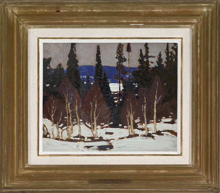 Early Spring, Algonquin Park