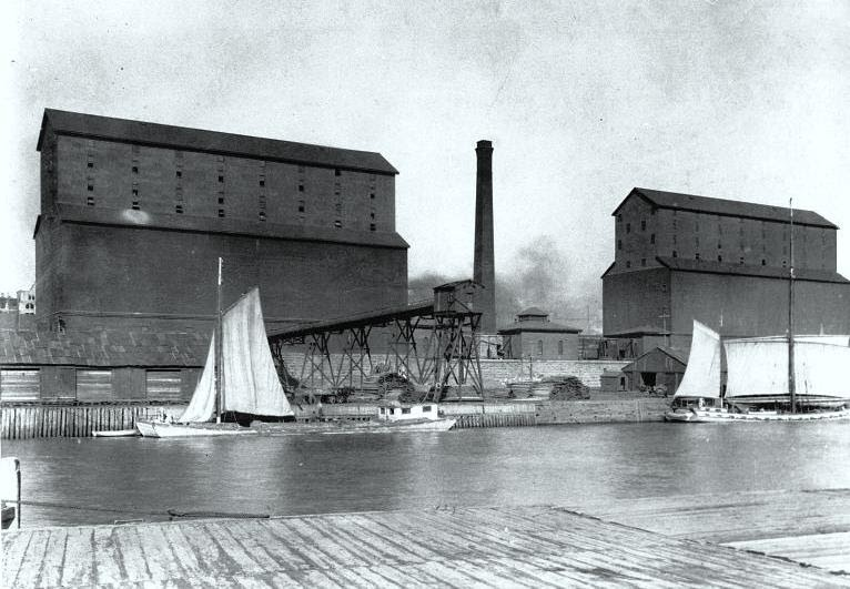 Montreal Harbour (Les débardeurs)
