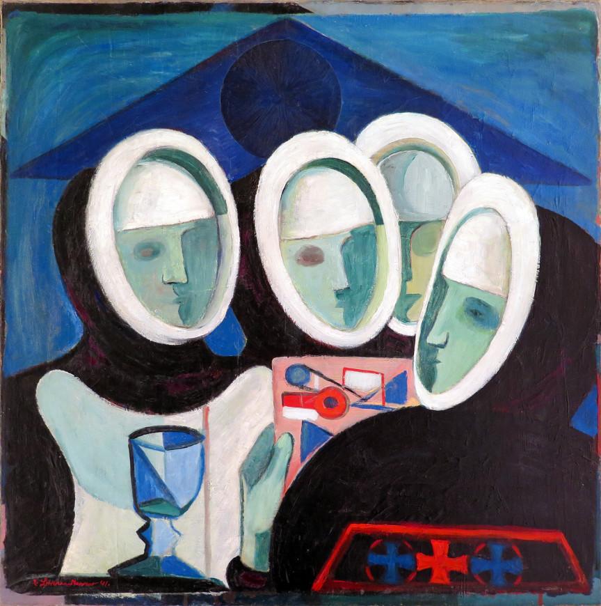 The Four Nuns