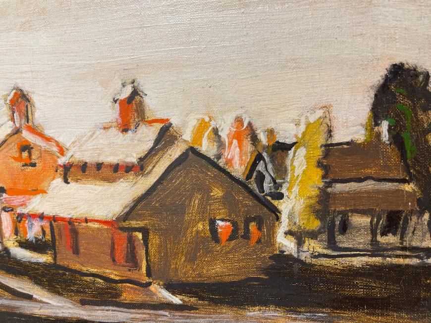 Houses, Uxbridge Ontario