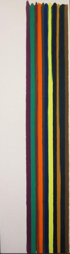 """<h3>Morris Louis</h3><p class=""""cms_gray""""><em>Number 8</em>, 1962</p>"""