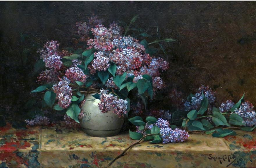 Lilas Canadien (Lilacs), 1897