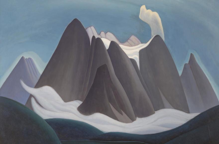 Harris Mountain Forms