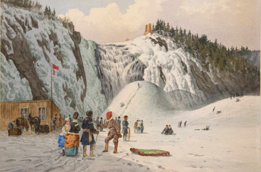 Travel and Tourism in Wilkinson's 19th Century Watercolour