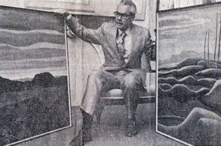 From the archives: Walter Klinkhoff Paid a Mere $75,000 for Harris Art