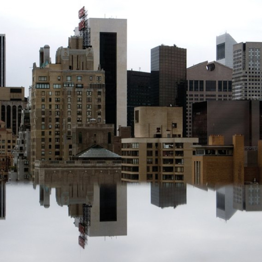 Cristian Zuzunaga, NY Reflections, 2011