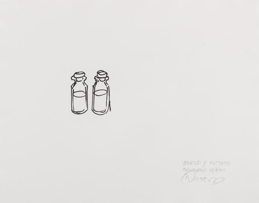 Veneno y Antidoto