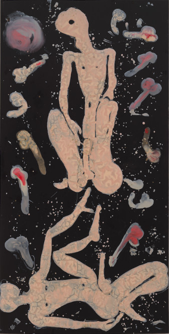 Untitled (Sexpainting)