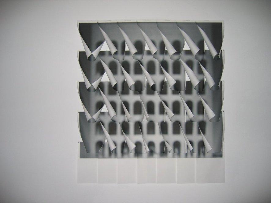 Former Futures 2 (Hiroshi Sugimoto - wall paper prints)