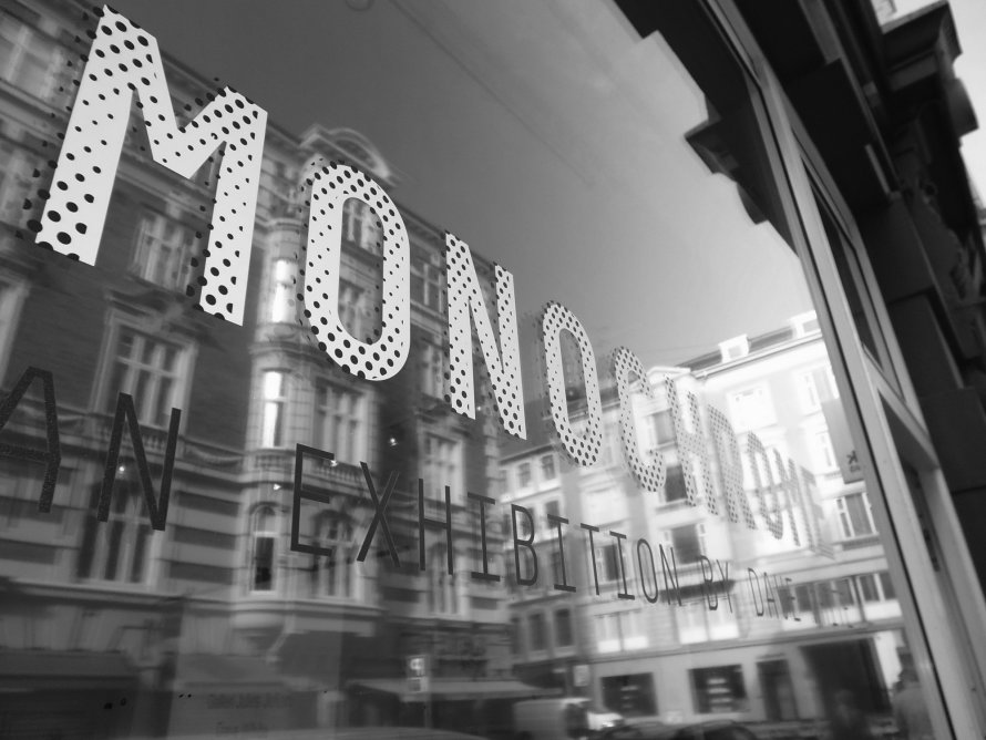 Monochrome Exhibition - Copenhagen, A photo reportage