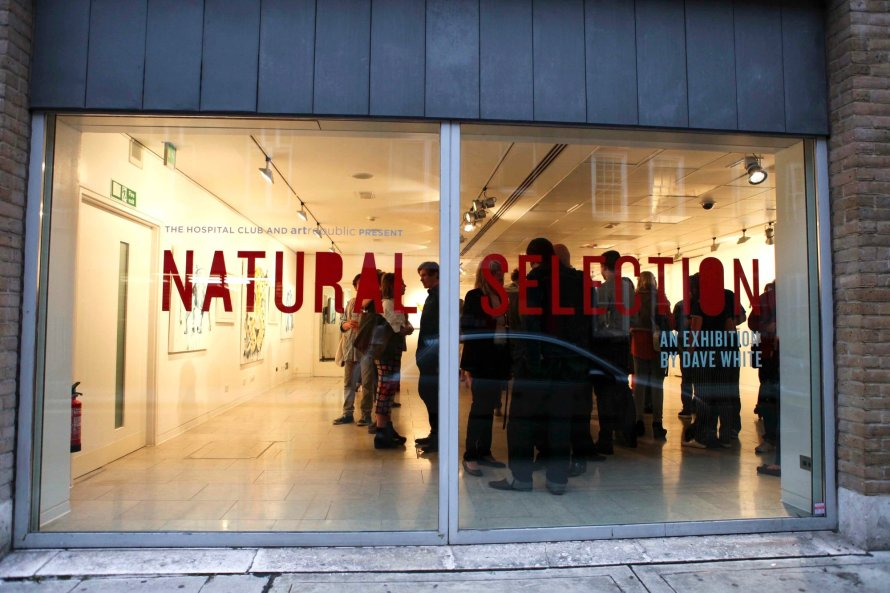 Natural Selection London, A photo reportage