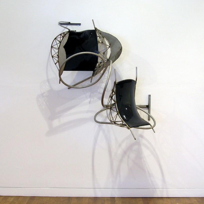 <p>Frank Stella, Kertala, 2004</p>