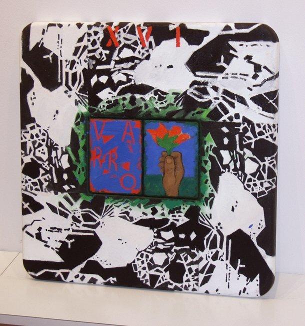 <strong>Joe Tilson</strong>, <em>Conjunction - Varro</em>, 2004