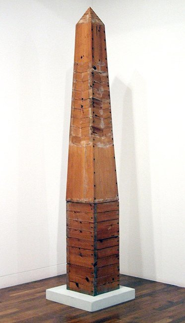 <strong>Joe Tilson</strong>, <em>Obelisk</em>, 1962