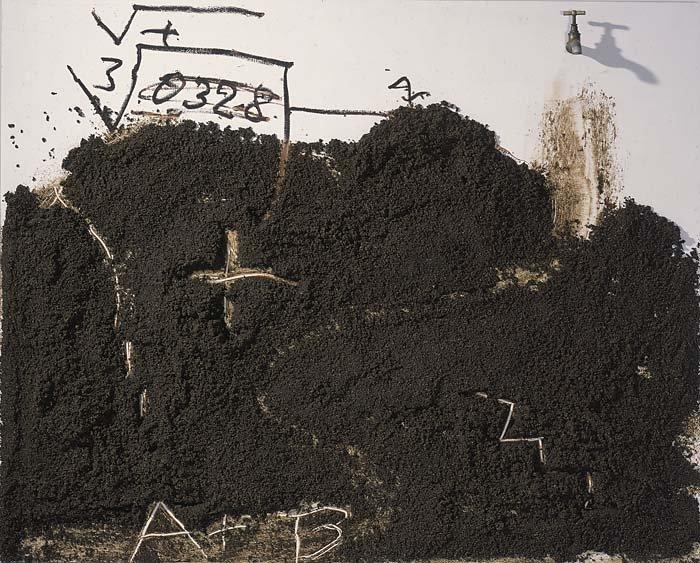<strong>Antoni Tàpies</strong>, <em>Tap / Aixeta</em>, 2003