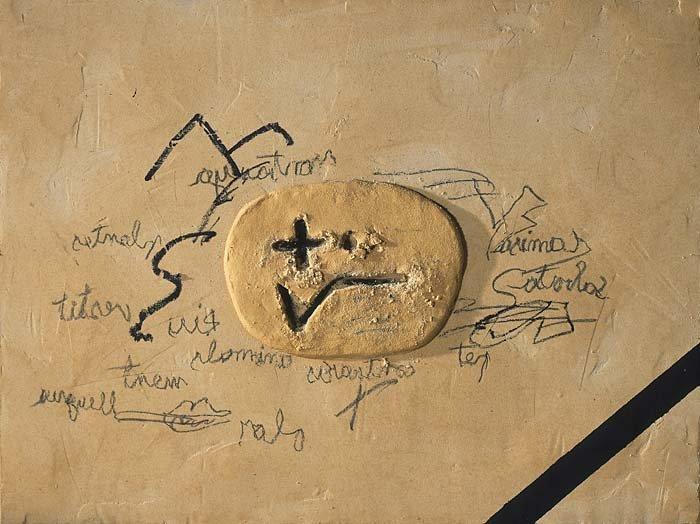 <strong>Antoni Tàpies</strong>, <em>Signs and writing / Signes i escrits</em>, 2005