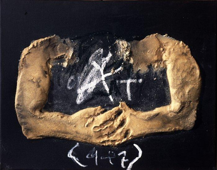 <strong>Antoni Tàpies</strong>, <em>Arms / Braços</em>, 2005