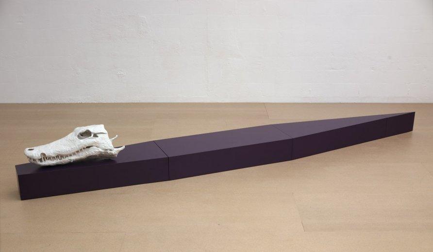 <strong>Bill Woodrow</strong>, <em>Kimono Navigator</em>, 2005