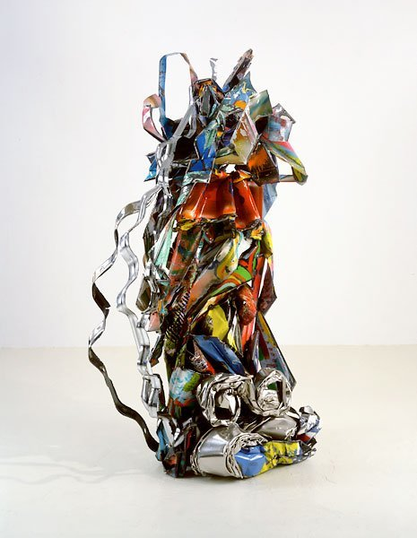 <strong>John Chamberlain</strong>, <em>The Big One</em>, 1992