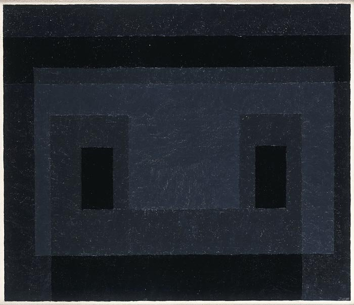 <strong>Josef Albers</strong>, <em>Late</em>, 1947-54