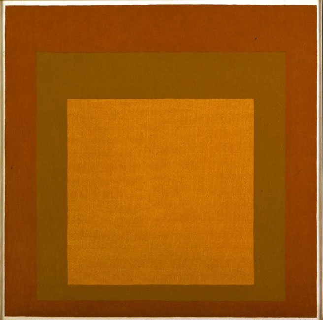 <strong>Josef Albers</strong>, <em>Study for Homage to the Square</em>, 1969
