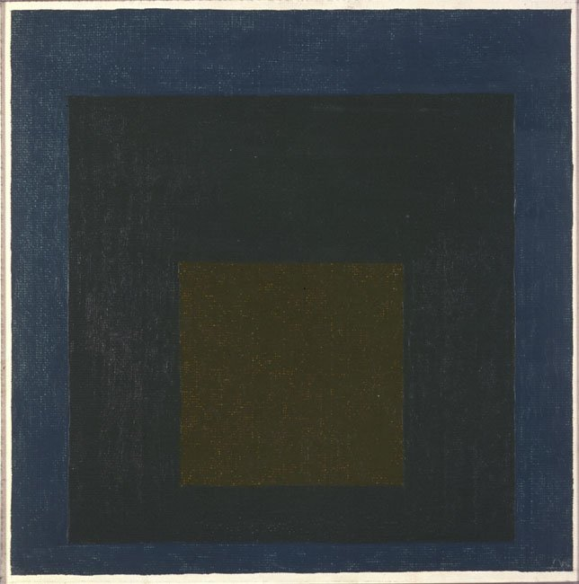 <strong>Josef Albers</strong>, <em>Homage to the Square</em>, 1962