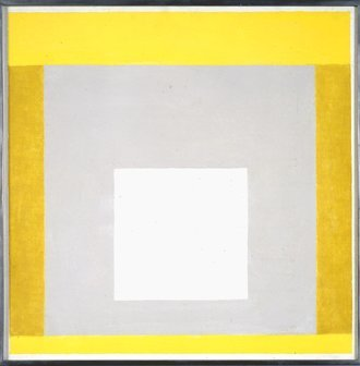 <strong>Josef Albers</strong>, <em>Variation on Homage to the Square</em>, Undated