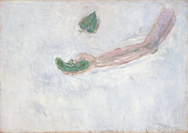 <strong>Susan Rothenberg</strong>, <em>Mouth to Ear</em>, 2001