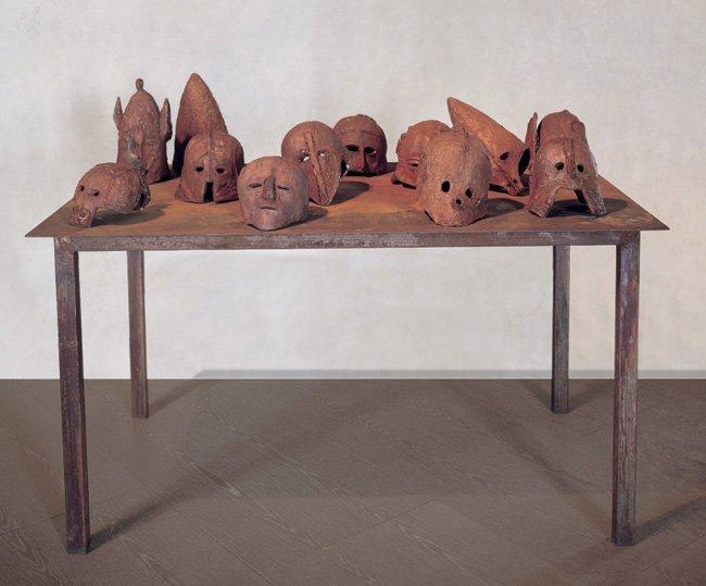 <strong>Mimmo Paladino</strong>, <em>Untitled</em>, 1993