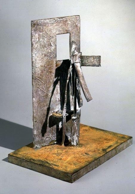 <strong>Mimmo Paladino</strong>, <em>L'Angelo</em>, 1997