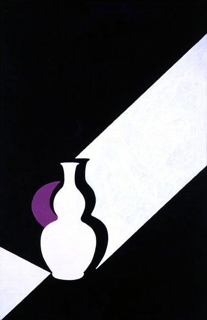 Arita Flask : Black