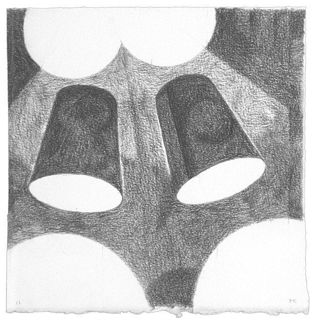 <strong>Patrick Caulfield</strong>, <em>Lamp Study no. 11</em>, 1991