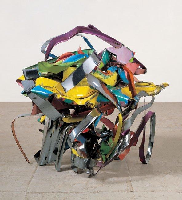 <strong>John Chamberlain</strong>, <em>Margoundergo</em>, 2000