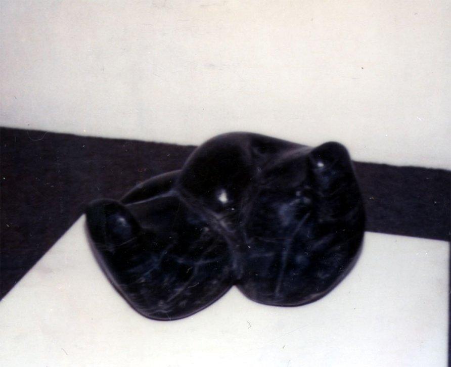 <strong>Barry Flanagan</strong>, <em>Carving No.2</em>, 1983