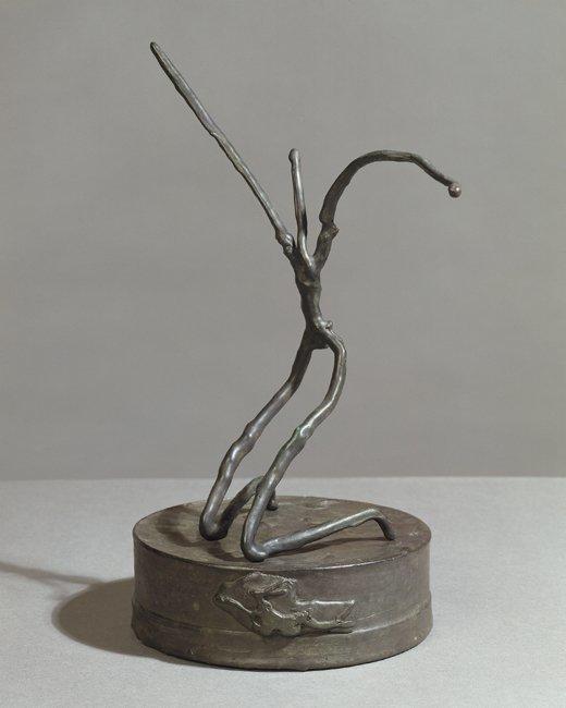 <strong>Barry Flanagan</strong>, <em>Figuration B (Tahiti)</em>, 2002